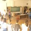Los futuros profesores se acercan a las claves de que es el flamenco