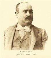 Antonio Chacon fue el creador de los cantes libres