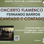 Concierto didáctico en La Herradura, Almuñecar, Granada.