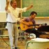 El flamenco se aprende en la Facultad de Ciencias De La Educación