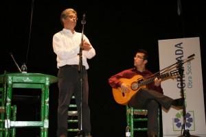 Concierto de flamenco en directo
