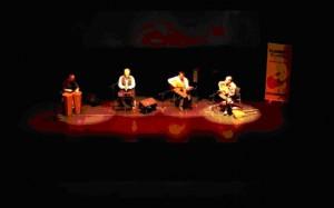 Flamenco bolero de un romance medieval