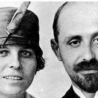 Juan Ramón Jimenez y Zenobia